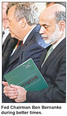 Bernanke's Bad Timing