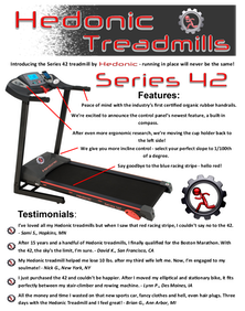 Hedonic Treadmills