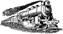 From The Archives—The Honeymoon Train