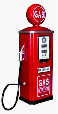 The Gas Station... From Scott Weeldreyer